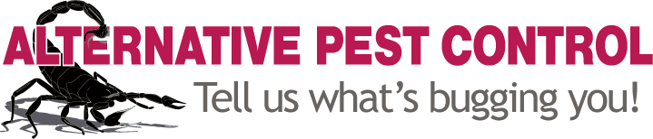 Alternative Pest Control Logo